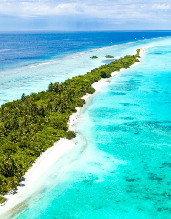 London to Maldives